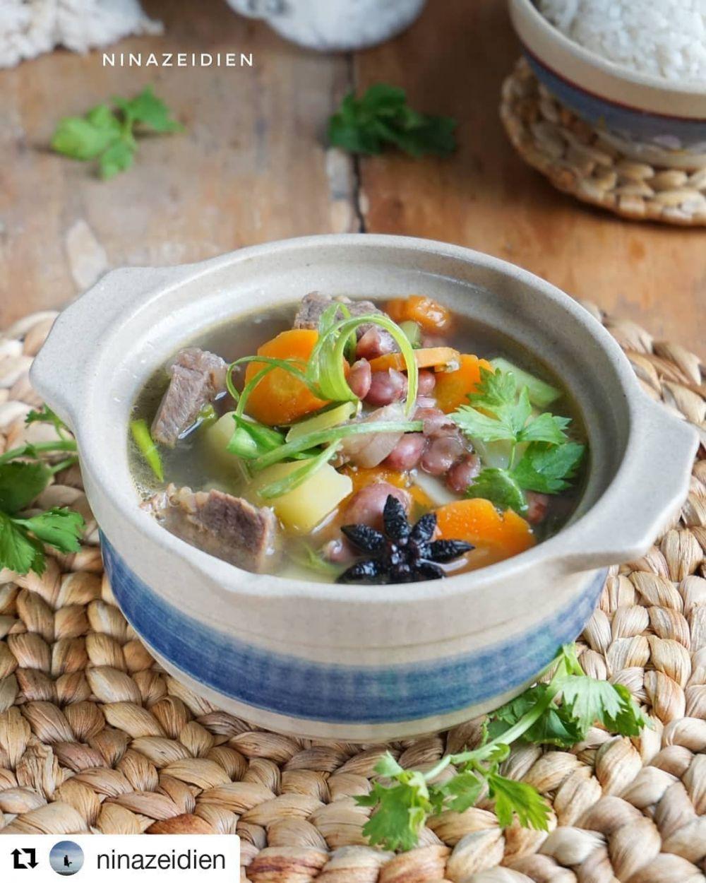 Resep sop daging sapi © berbagai sumber
