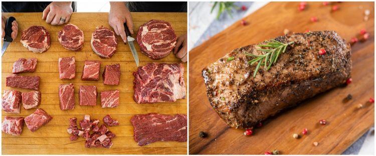 7 Bagian daging sapi ini paling baik dikonsumsi, kaya nutrisi