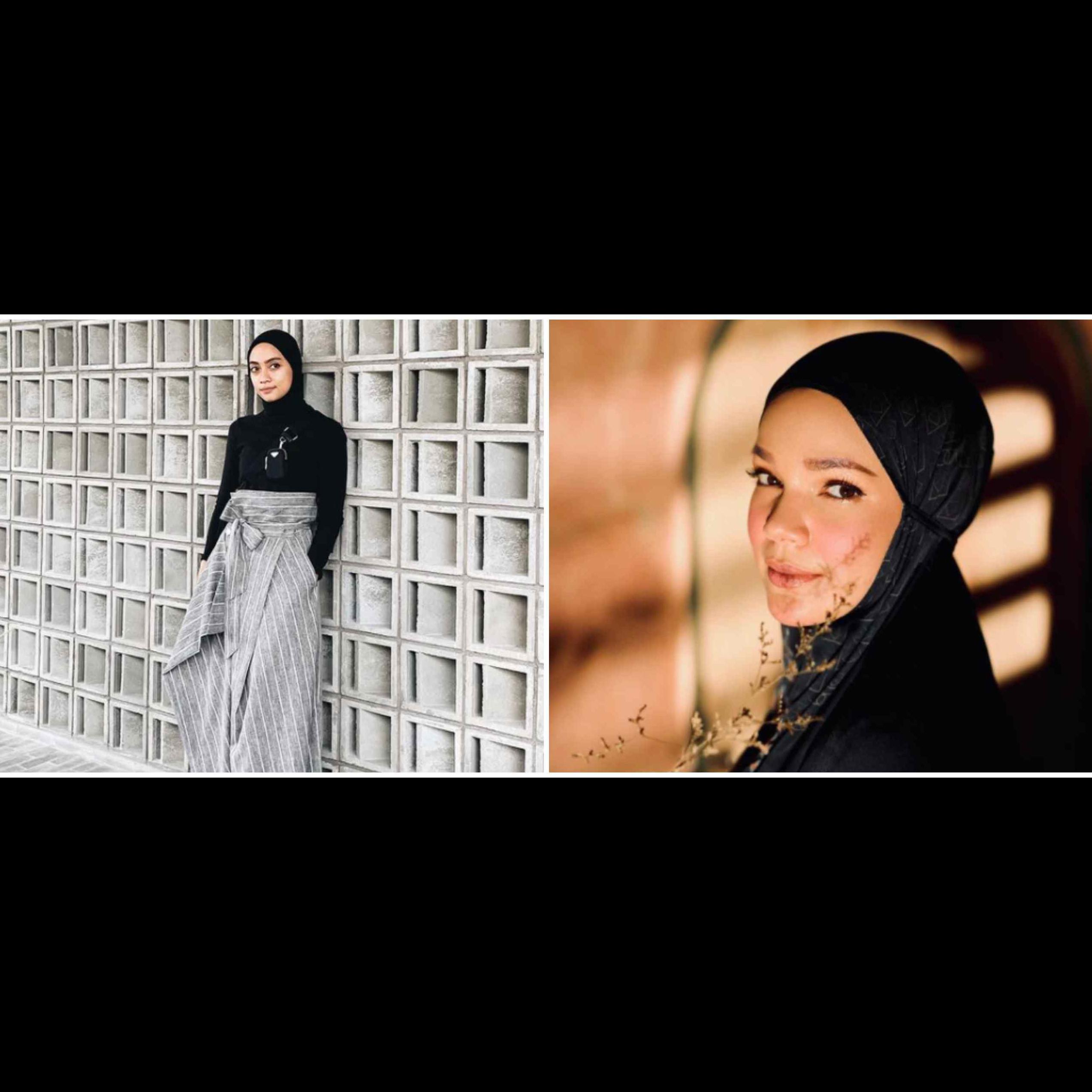 Ide outfit olahraga 10 seleb ini cocok untuk muslimah, bikin nyaman