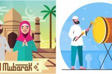 Sejarah Idul Fitri sebagai Hari Raya umat Islam, penuh keistimewaan
