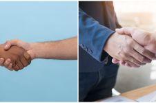 Doa ketika berjabat tangan, lengkap dengan makna dan bacaannya
