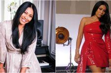 10 Potret Anggun C Sasmi saat bergaya casual, usia 47 tahun bak ABG