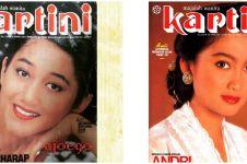 Potret 10 seleb cantik era 90-an di cover majalah Kartini, ikonik