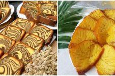 7 Jenis bolu khas Nusantara yang terkenal nikmat dan lembut