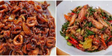 8 Resep menu sahur berbahan cumi, enak dan menggugah selera