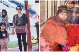 Mirip banget, 7 foto Rieta Amilia muda ini bisa dikira Nagita Slavina