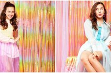 Potret Amanda Manopo kembaran baju dengan 4 seleb, harganya fantastis