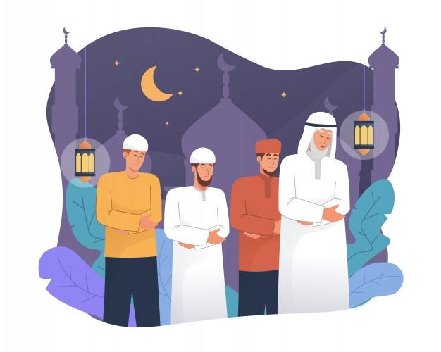 Persamaan serta perbedaan sholat Idul Fitri dan Idul Adha © berbagai sumber