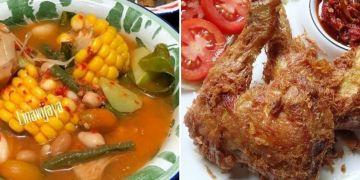 10 Resep lauk pelengkap sayur asem, sederhana & bikin nagih