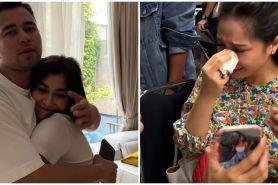 10 Momen Nisya Ahmad pamitan pindah rumah, Nagita nangis sesenggukan