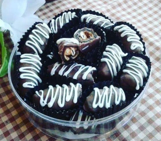 Resep kue lebaran berbahan kurma manis © berbagai sumber