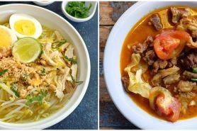 15 Resep masakan Lebaran berkuah, enak dan mudah dibuat