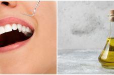 12 Manfaat minyak wijen bagi kesehatan, jaga kesehatan gigi