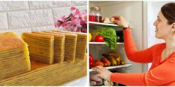 5 Cara menyimpan kue lapis legit agar tetap awet