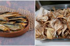 5 Cara menyimpan ikan asin agar tahan lama, jangan dicuci