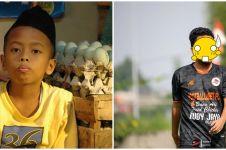 10 Potret transformasi Kipli 'Kiamat Sudah Dekat', makin kece