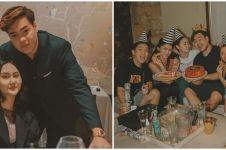 8 Momen ulang tahun Jeje Soekarno, kehadiran pacar curi perhatian