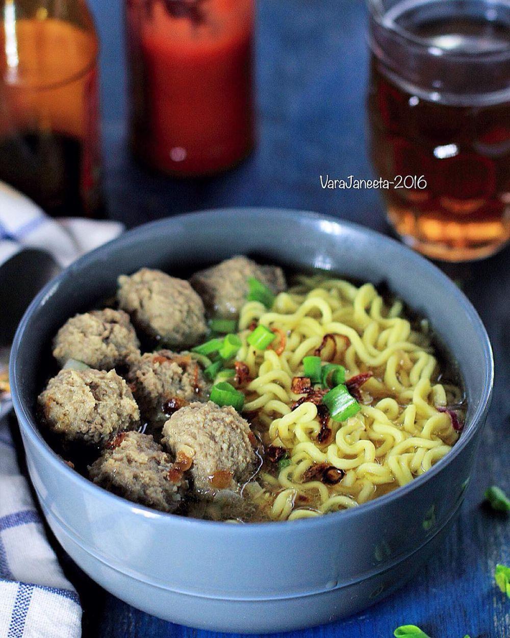 Resep menu lebaran tanpa santan enak ©berbagai sumber