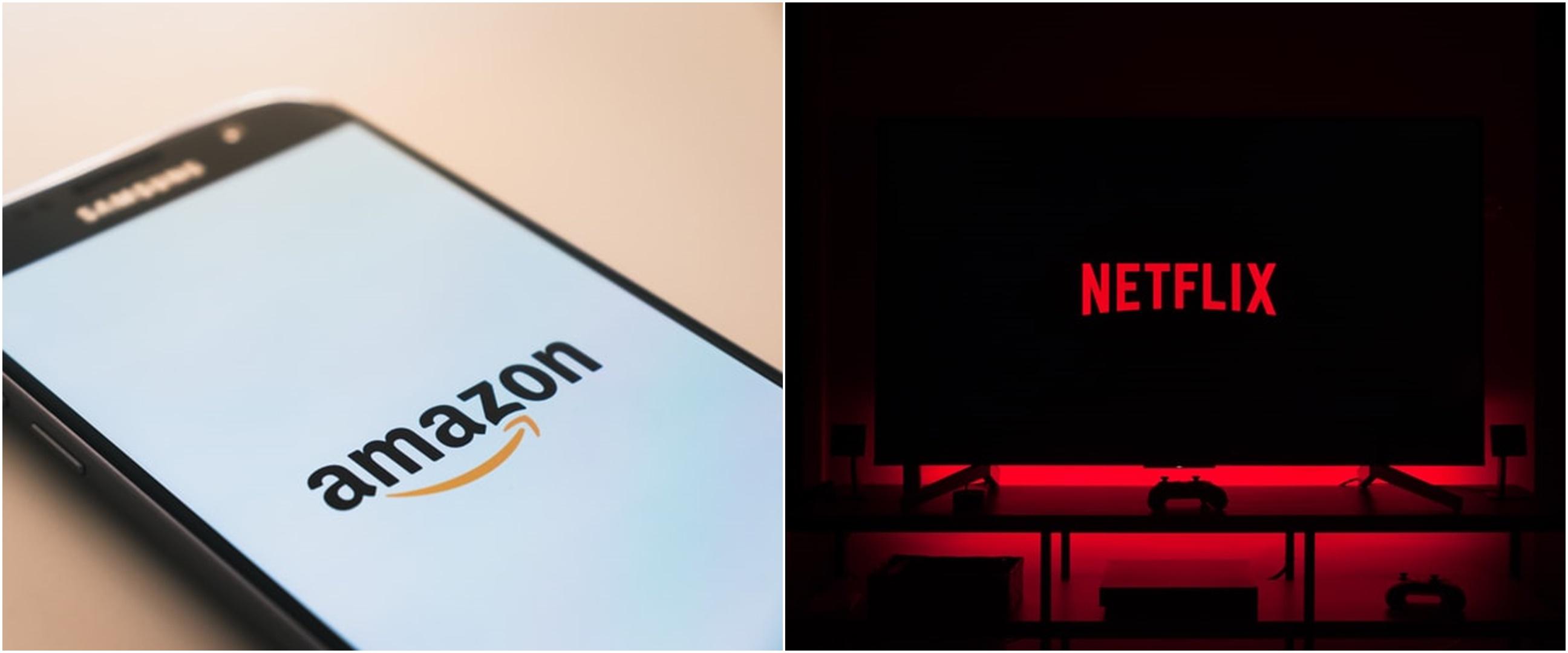 Intip pendapatan per menit Amazon hingga Netflix, bikin melongo