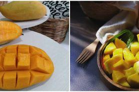 9 Jenis buah mangga yang ada di Indonesia, rasanya manis dan berserat