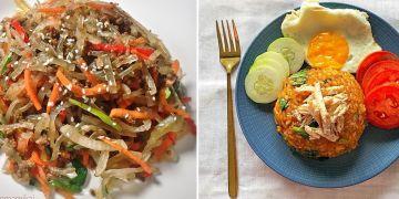 10 Resep kreasi nasi dan mie shirataki, cocok untuk menu diet
