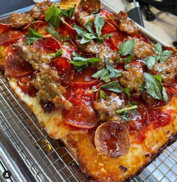7 Jenis pizza ini paling populer di dunia © berbagai sumber