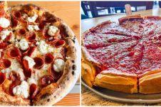 7 Jenis pizza paling populer di dunia, ada yang berbentuk kotak