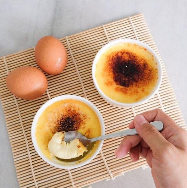 6 Resep olahan kuning telur © berbagai sumber