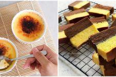 6 Resep kue berbahan kuning telur, enak dan praktis