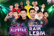 Mobile Legends umumkan tim All Star Match 2021, turnamen makin seru