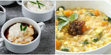 10 Jenis bubur khas Nusantara, manis hingga gurih
