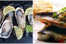 5 jenis seafood ini rendah kolesterol, aman dikonsumsi