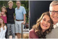 Bill Gates dan Melinda bercerai, ini ungkapan pilu sang putri