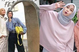 10 Potret kompak Zaskia Mecca dan Tantri Namirah, sahabat jadi ipar