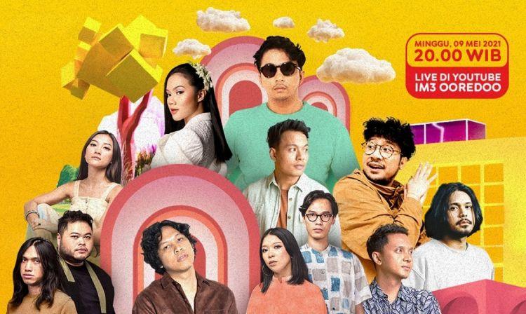 Indosat siap gelar konser virtual buat mereka yang rindu pulang
