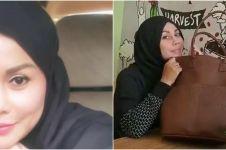 10 Potret terbaru Mak Vera mantan manajer Olga Syahputra, berhijab