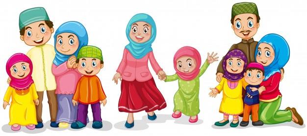 Keutamaan Halal bihalal © berbagai sumber