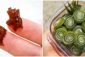 7 Resep permen jelly manis untuk Lebaran, kenyal dan mudah dibuat