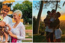 8 Momen Westny DJ rayakan ulang tahun anak, bertema camping scouts