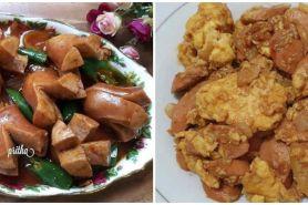 10 Resep masakan sahur dari sosis, lezat dan praktis dibuat