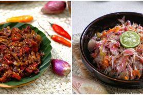 8 Sambal khas Bali ini pedasnya nampol abis