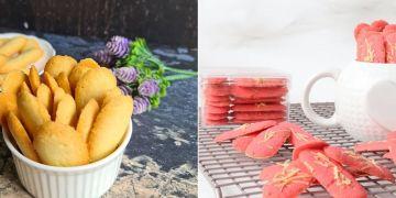 10 Resep kue lidah kucing untuk Lebaran, garing, lembut & mudah dibuat