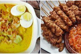 12 Resep menu Lebaran tanpa daging, tetap spesial dan nikmat