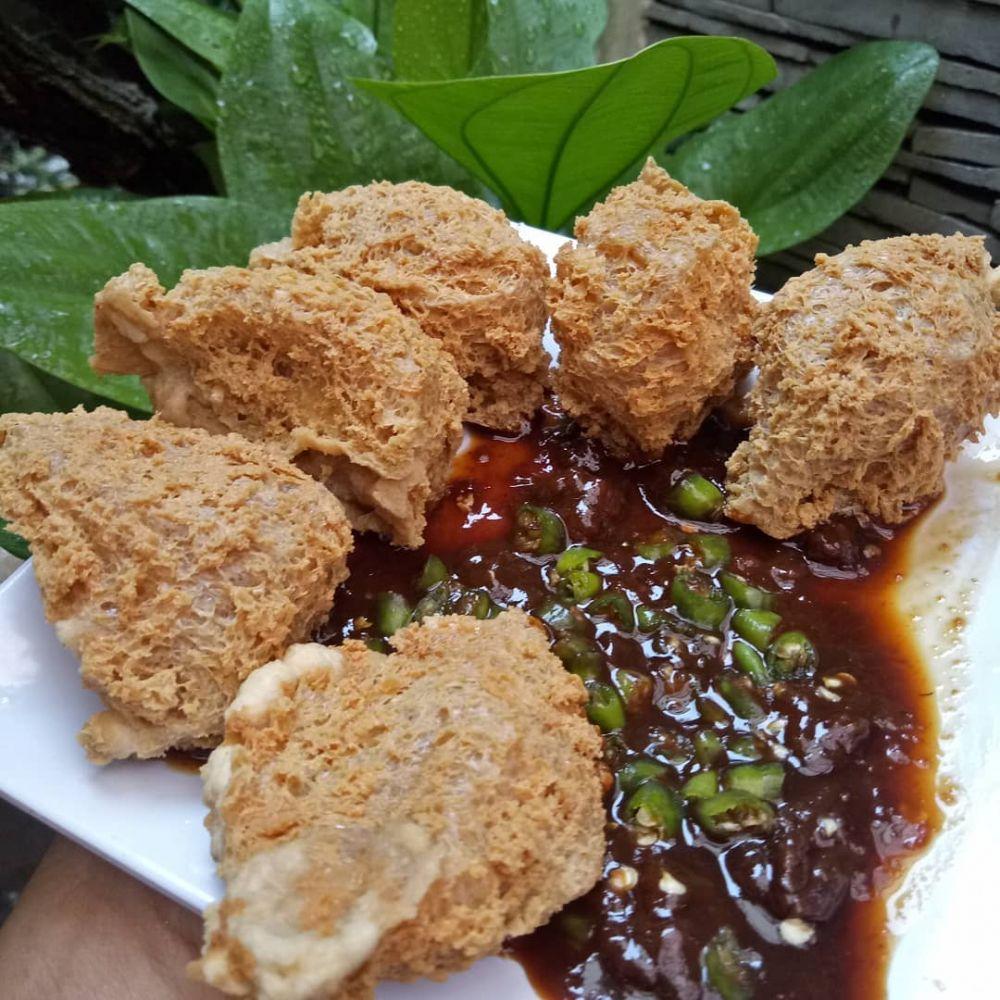 Resep camilan yang cocok dicocol dengan saus Instagram