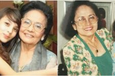 Potret masa kecil 8 seleb cantik bareng nenek, penuh kenangan