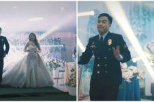 Viral aksi pengantin joget K-Pop, gaya mempelai prianya jadi sorotan
