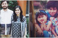 8 Potret masa kecil Raffi Ahmad bersaudara, ekspresinya gemesin pol