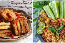 9 Resep menu buka puasa tempe pedas, lezat dan mudah dibuat