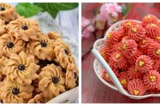 13 Resep kreasi kue semprit khas Lebaran, renyah, manis, dan praktis