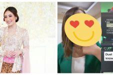 Momen 5 seleb jajal jadi news anchor, Ayu Dewi tuai pujian
